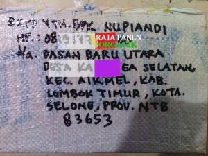 Pengiriman Ke Lombok timur